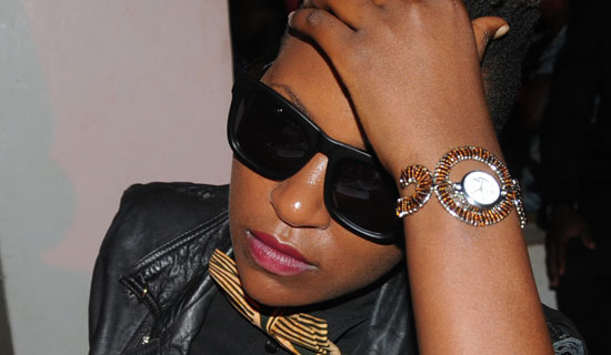 Female rapper Keko is a trailblazer of the rap genre. PHOTO BY EDDIE CHICCO