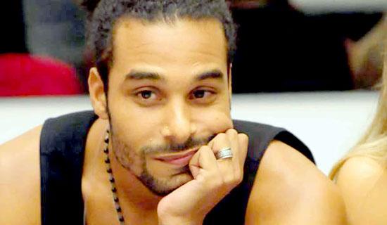Brazil Big Brother housemate and model Daniel Echaniz
