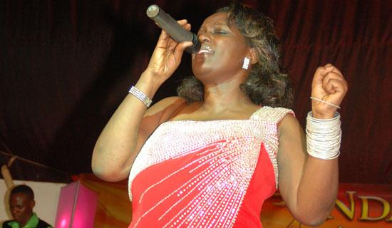 Mariam Ndagire