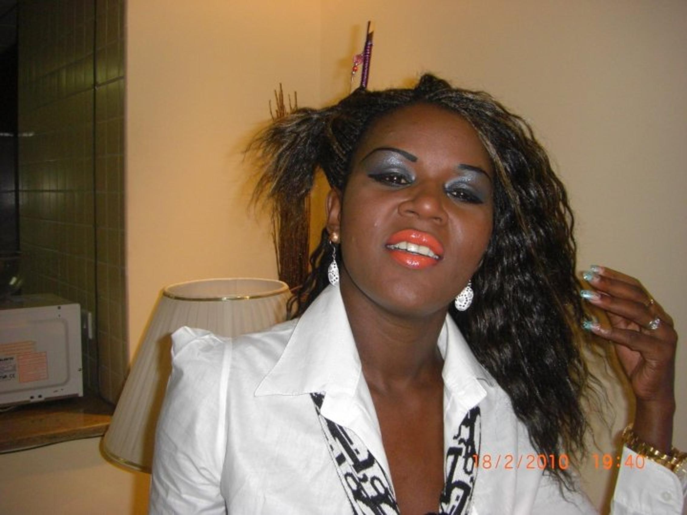 Victoria Nakuburwa, whom many simply refer to as Vicky.   Photo by Eddie Chicco