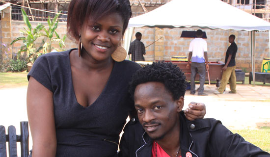 Calvin and Charity met at Virgin Island Bugolobi, talked success and hardships in media and life.