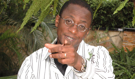 Super FM radio owner and artist-turned-pastor-turned-politician Peter Sematimba