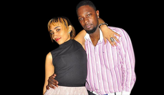 Rouge marketers Gareth Onyango and Nickita Bachu