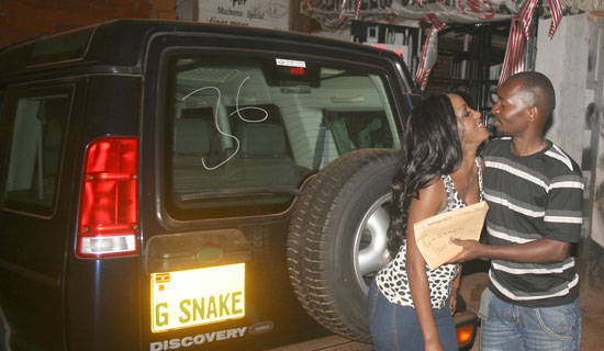 G snake