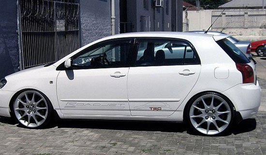 Toyota Run X