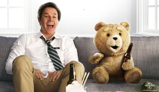 Starring: Mark Wahlberg, Mila Kunis, Seth MacFarlane, Joel McHale and Giovanni Ribisi