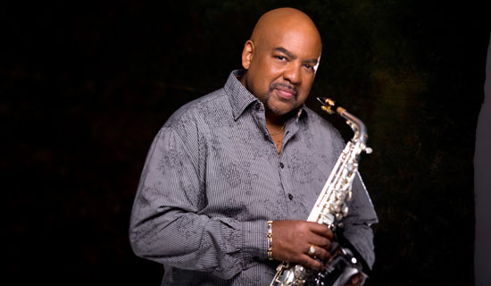 Gerald Albright will headline the Jazz Safari at the Kampala Serena Hotel this evening.