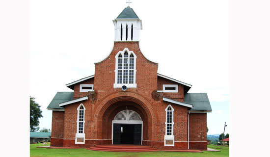 Church in Fort Portal