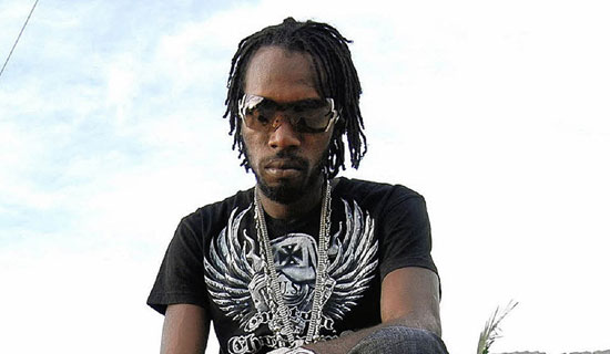 Mavado (above) and Chris Martin (right) will perform in Kampala tomorrow.