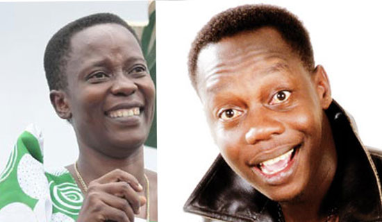Nambooze and Mesach