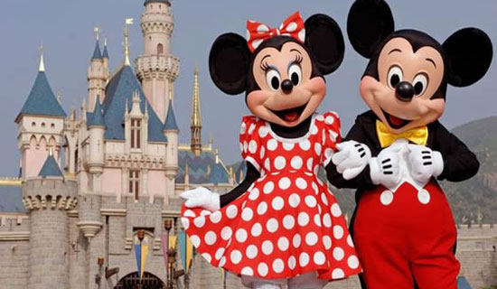 Superstar search to take four kids to Disneyland