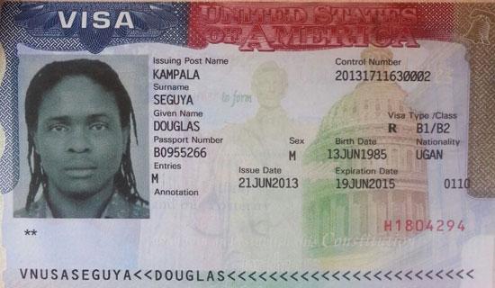 Weasel's visa