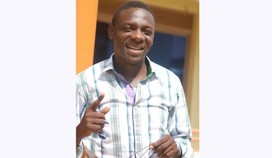 Pastor Wilson Bugembe.