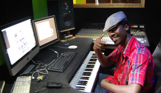 Uganda's hottest young music producers – Sqoop – Its deep
