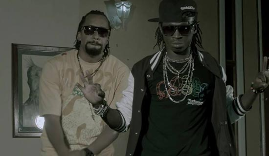 Navio doing a collabo with Young Mulo