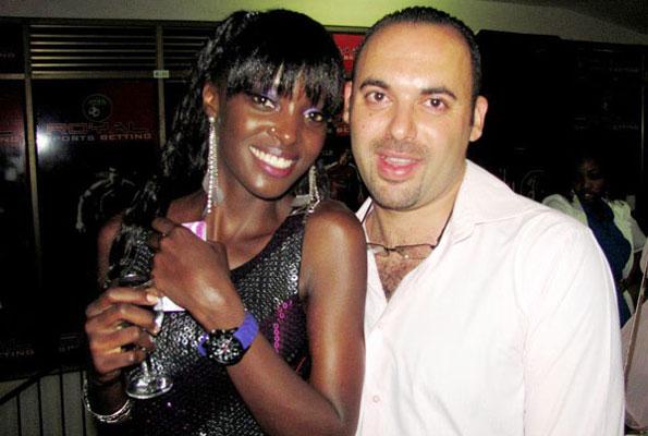 Mwima & Hubby