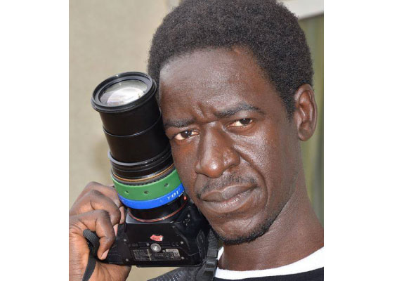 Pat Larubi has done photography for many organisations and companies. He says a good photographer has to be skilled, trusted and reliable. courtesy PHOTO