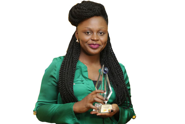 Rema Namakula wins CallerTunez Awards