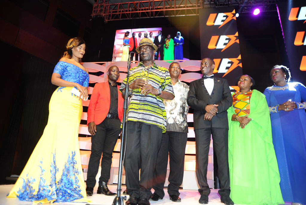 Afrigo Band scooped the 'Lifetime Achievement Award.' Photo by Eddie Chicco