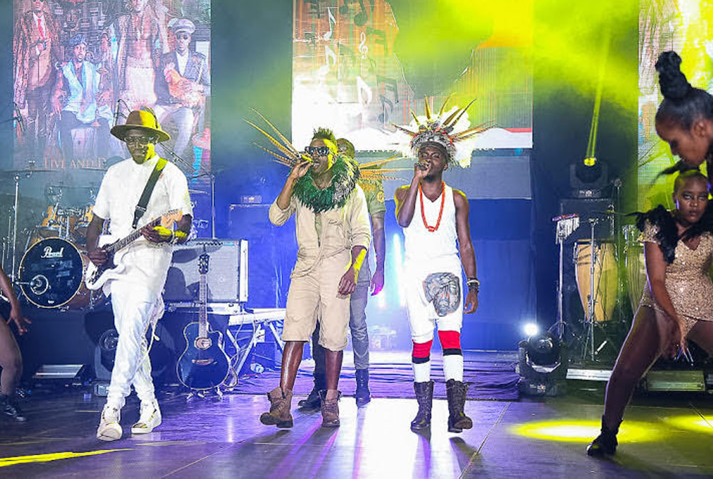 Sauti Sol members say Ugandan women are beautiful and voluptuous.