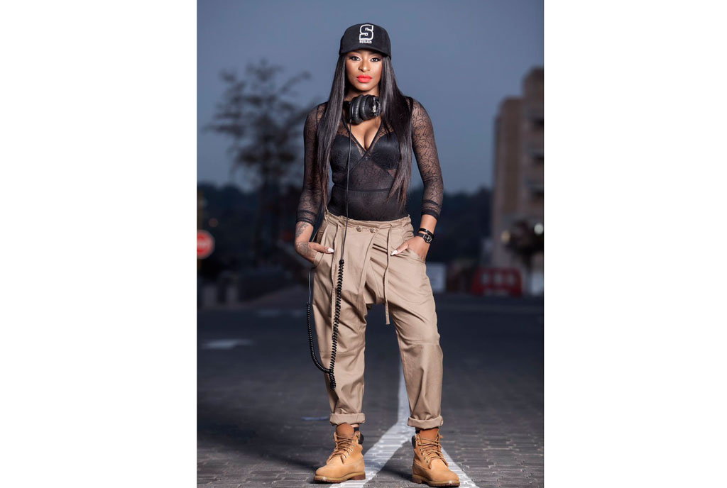 Zari to fly in top South African Female DJ for her All-White
