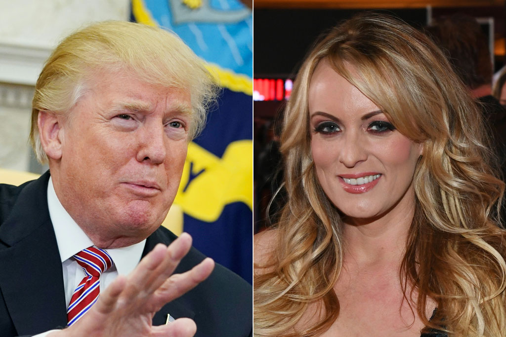 According to US media reports, adult film star Stormy Daniels has filed a civil suit in Los Angeles Superior on March 6, 2018 against US President Donald Trump