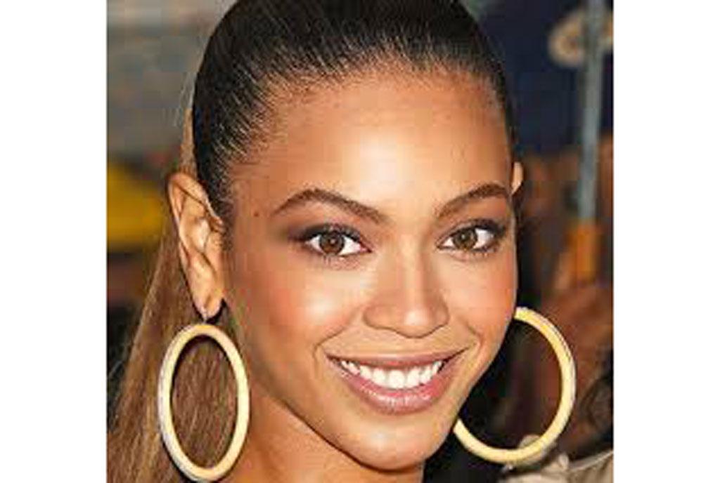 Beyonce big ears