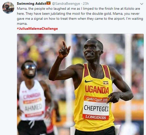 #JuliusMalemaChallenge