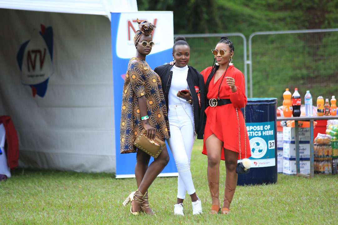Betina Tianah is among the revelers at Blankets and Wine