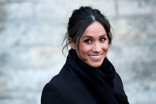 Vogue says Meghan Markle's story (and wardrobe) captured the public imagi-nation like no other this year. PHOTO| GHETTY IMAGES