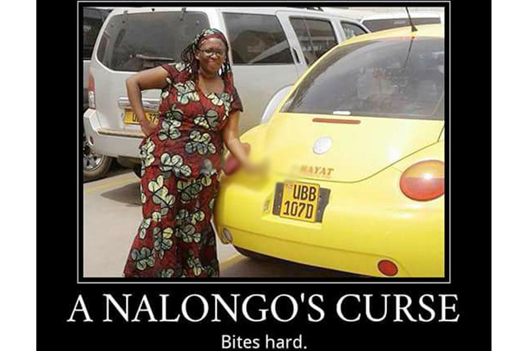 Stella Nyanzi Abiriga