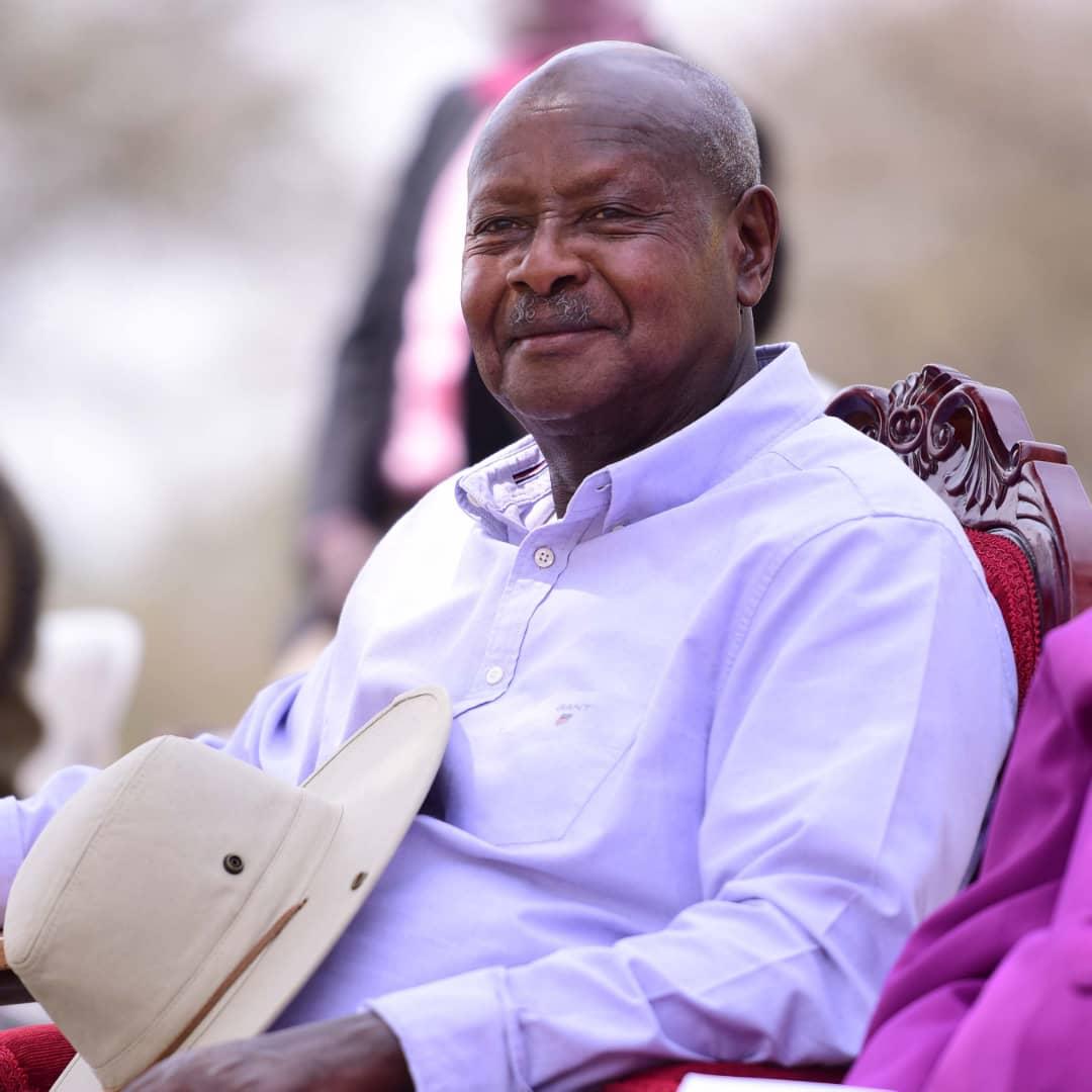President of Uganda, Yoweri Kaguta Museveni