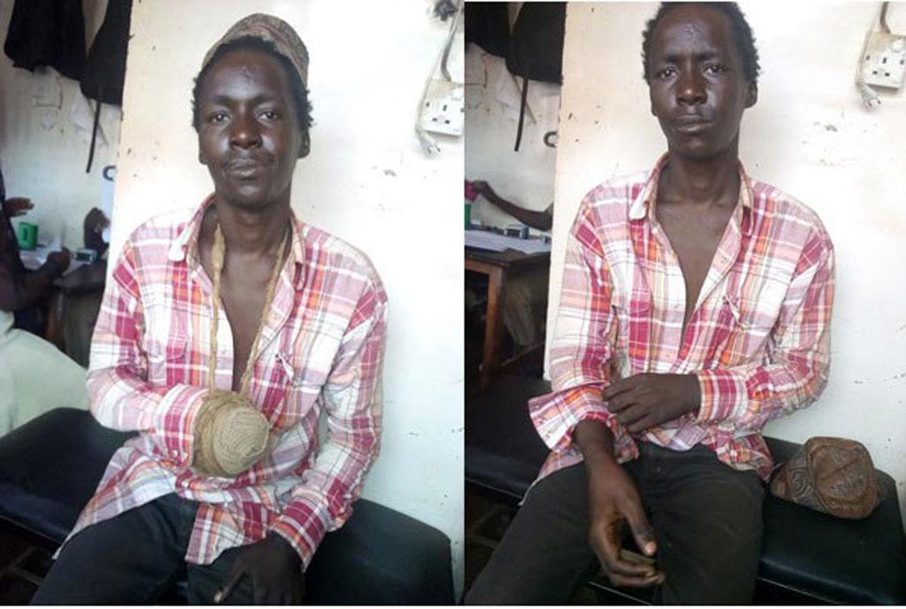 Fake Beggar Arrested In Kampala Sqoop Its Deep