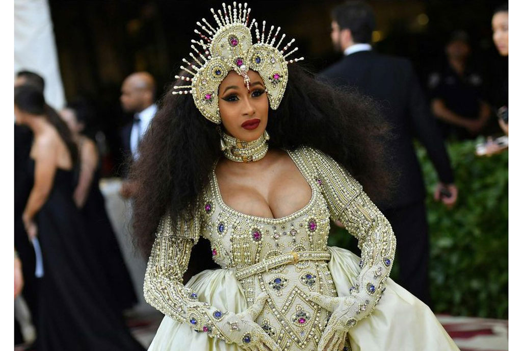 Cardi B Welcomes A Daughter With Rapper Offset: Rapper Cardi B And Offset Welcome Baby Girl