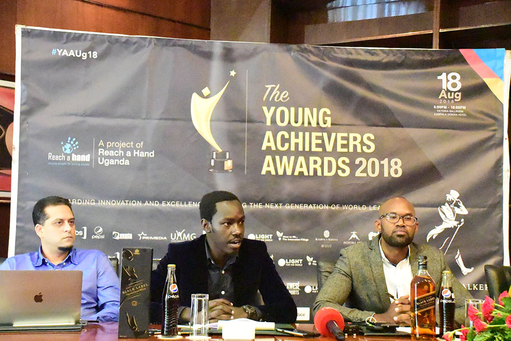 Roger Agamba, the International Premium Sports brand manager at Uganda Breweries Limited (UBL), said being part of YAA fits to motivate the next generation of leaders through young achievers' stories of passion, resilience and positivity powered by humanity's strong will to progress onto the path of achieving greatness.