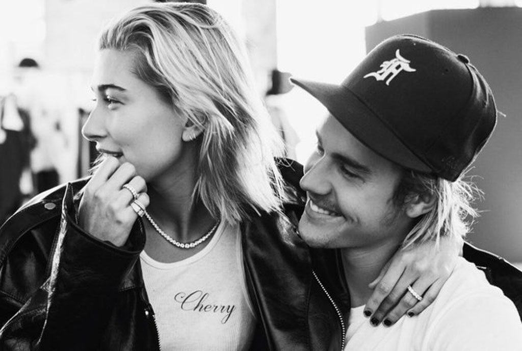 justine bieber engagement hailey baldwin