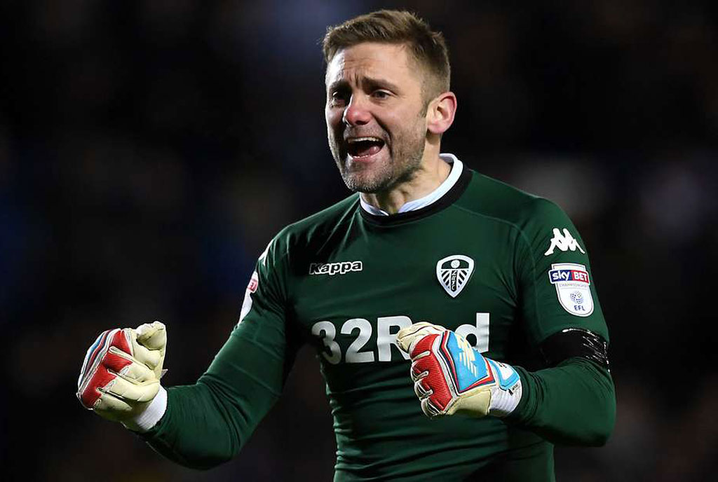 Former England goalkeeper Robert Green