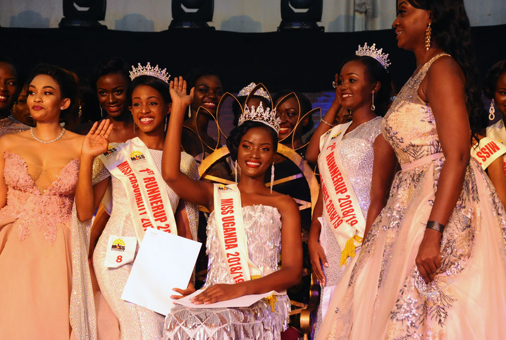 Image result for Uganda makes it to Miss World finals for the first time