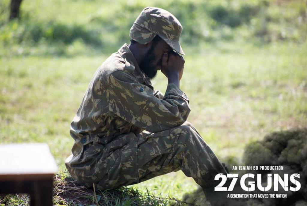 Kizito Samuel Savior 27 Guns.