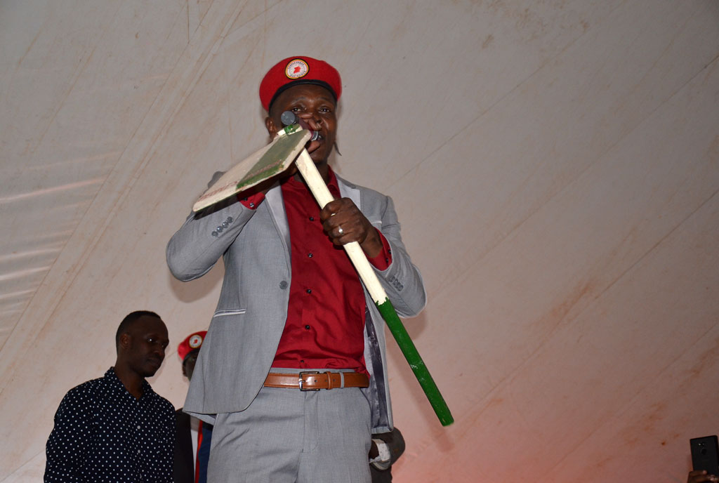 Singer Jose Chameleone joins People Power movement ahead of ...