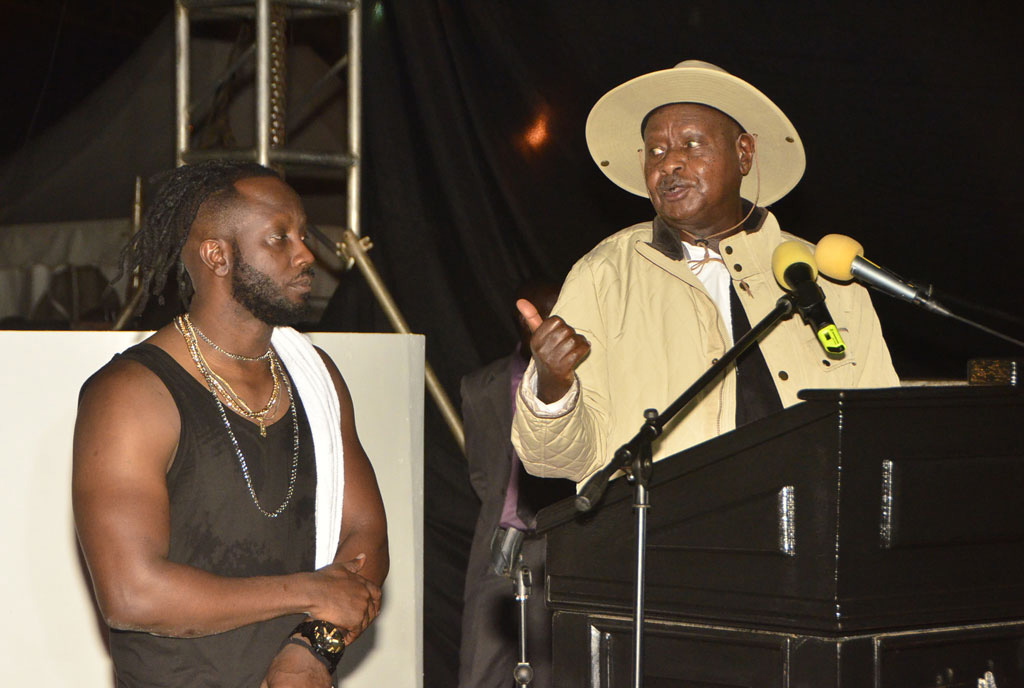 Bebe cool reveals why he thanks President Museveni on Cranes achievements –  Sqoop – Get Uganda entertainment news, celebrity gossip, videos and photos