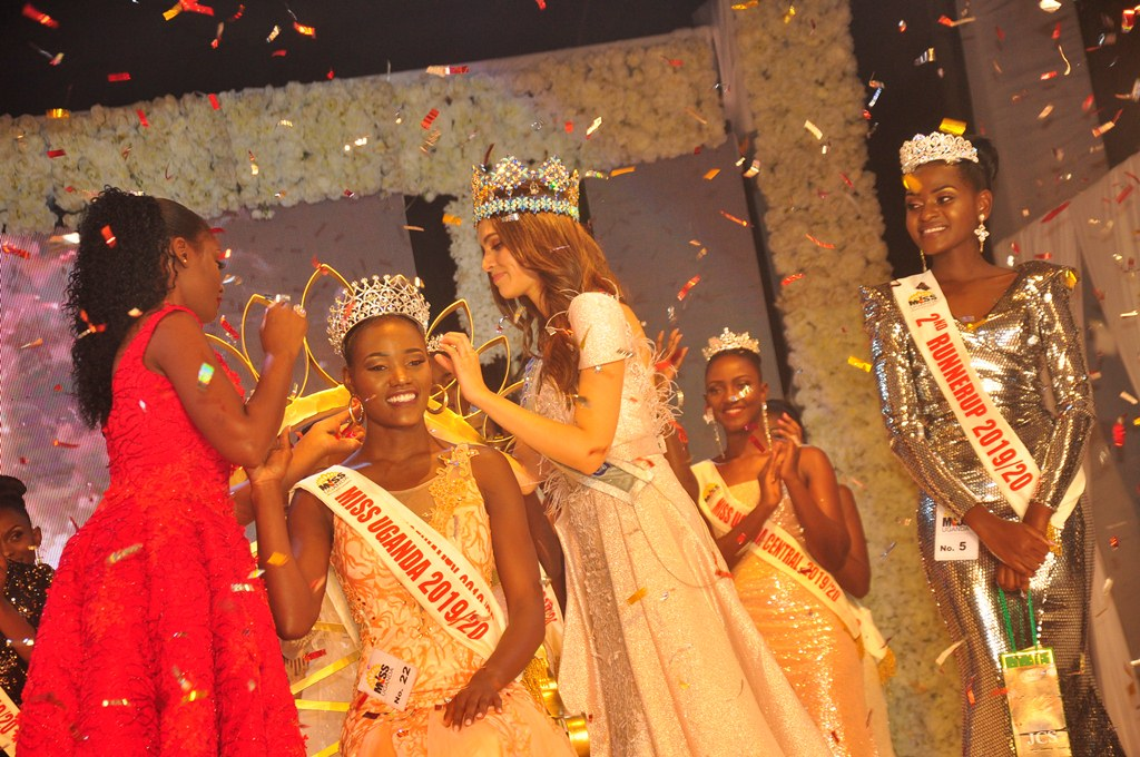 Oliver Nakakande crowned Miss Uganda 2019/20 – Sqoop – Its deep