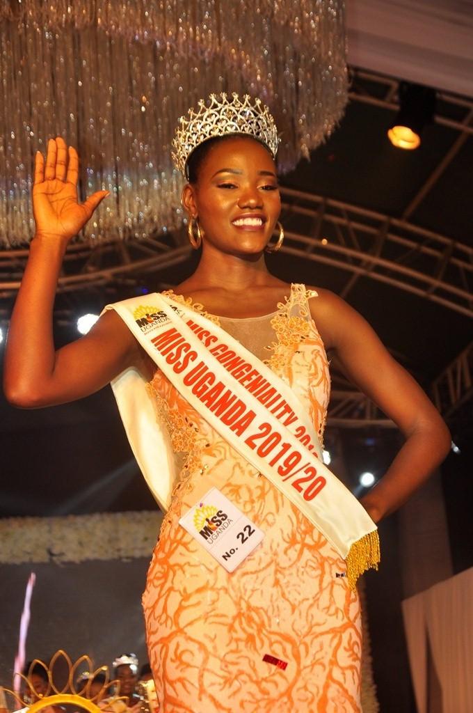 Beautiful Evelyn Namatovu unveiled to represent Uganda at Miss International pageant in Japan