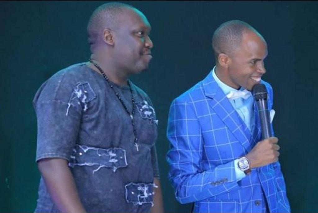 Salvador confirms beef with Alex Muhangi, hopes for reconciliation ...