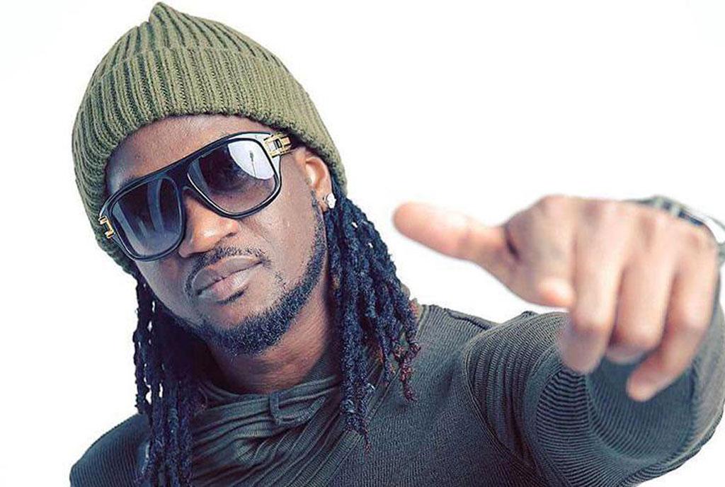 Nigerias Rudeboy live in Uganda - Sqoop - Its deep