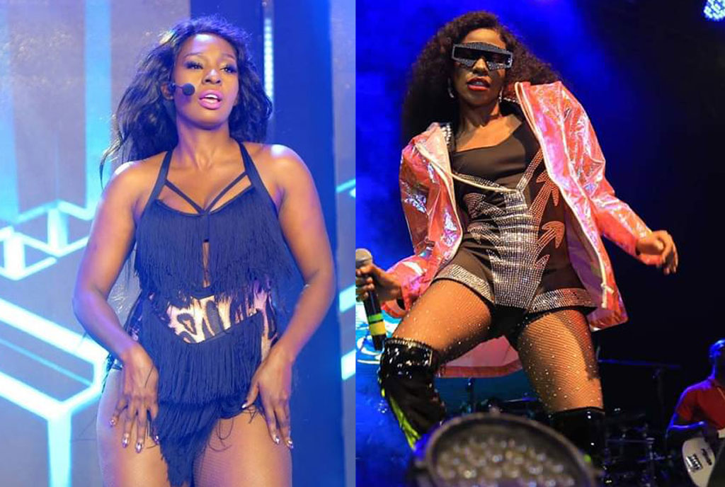 Cindy: Vinka Should Expect To Be Touched Inappropriately If She Continues To Dress Indecently During Live Performances. 3