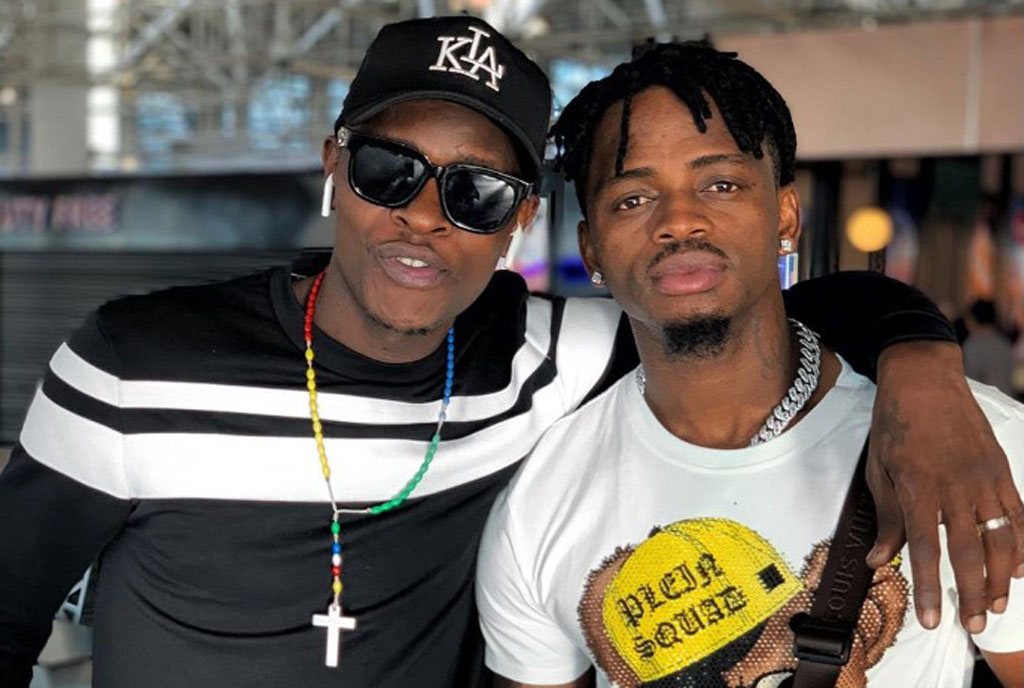 Music Analyst Eddy Sendi Dares Diamond Platnumz To A Music Battle With Jose Chamelone, If He Thinks He's East Africa's Number One Artiste. 3