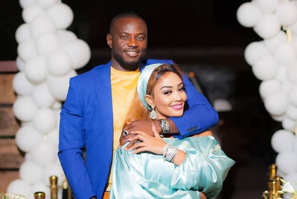 Zari splits with boyfriend Dark Stallion amid rumours of reunion with Diamond – Sqoop – Get Uganda entertainment news, celebrity gossip, videos and photos